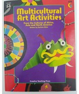 Multicultural Art Activities Africa, Asia and North America Darlene Ritter  - $10.68