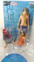 One Piece  Banpresto   High Spec Coloring Figure 2  Monkey. D. Luffy   NEW - $21.48