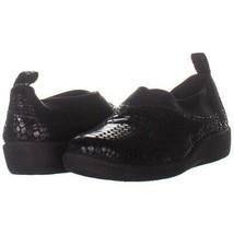 Clarks 4563 Slip On Loafer Flats, Black 034, Black, 7US - $36.47