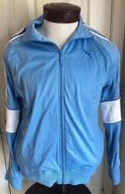 Puma Light Blue/White Track Jacket Men's S - $14.80