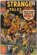Strange Tales Comic Book #142 Marvel Comics 1966 FINE- - $16.39