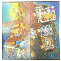 Clue Game 2013 Edition Replacement Game Board Double Sided Quad Fold - $9.99