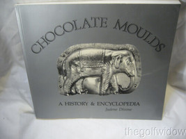 Chocolate Moulds History & Encylopedia Judene Divone image 1