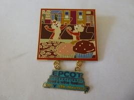 Disney Trading Pins  41808 WDW - Passholder Exclusive - Epcot International Food - $18.58
