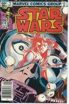 Marvel Comics; STAR WARS Tidal!  Sept 1983, #75 - $1.99
