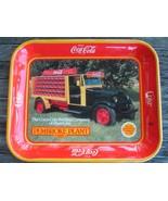 Coca-Cola Bottling Company Miami Pembroke Plant Tray 1982 Ltd Edition 1 ... - $108.90