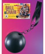 Prisoner Boys Ball and Chain - $3.00