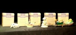 Hallmark Easter Keep Sake Collection Fine Porcelain Ornaments AA-191781... - $59.95