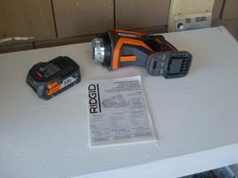 Ridgid 18V Megamax Power Base R86400 Series A & One R840087 4.0AH LI-ION Battery - $149.15