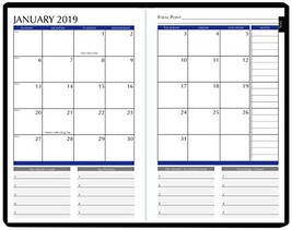 House of Doolittle 2019 Monthly Productivity and Goal Planner, 6.25 x 9.... - $23.58