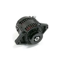 A-Team Performance Mini Race Alternator Denso Style High Amperage 90 Amp Black F