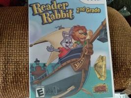 Nintendo Wii Reader Rabbit 2nd Grade image 1