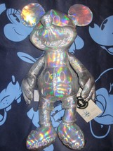 Disney Mickey Mouse Memories Plush December Limited Release 2018 Brand New - $65.99