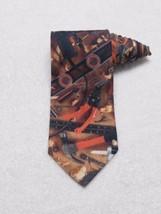 """vintage 1996 Ralph Marlin """"Handyman Tools"""" Men's Necktie Tie - $12.86"""