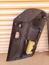00-05 TOYOTA MR2 SPYDER DOOR CARD CARDS PANEL PANELS L&R image 10