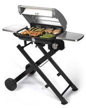 Cuisinart All Foods Roll Away Gas Grill - £171.43 GBP