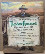 The Remarkable Rough-Riding Life of Theodore Roosevelt (Hardcover, Brand... - $12.99