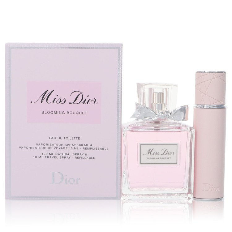 Christian dior blooming bouquet set