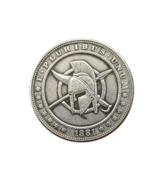 New Hobo Nickel Greek Mythology Roman Warrior Morgan Dollar American US ... - $9.49