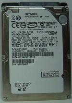 "NEW 250GB HTS545025B9A300 Hitachi SATA II 2.5"" 9.5MM hard drive Free USA Ship"
