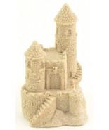 Mr. Sandman Sand Castle Figurine 119 Beach Home Decor Wedding Reception ... - $13.99