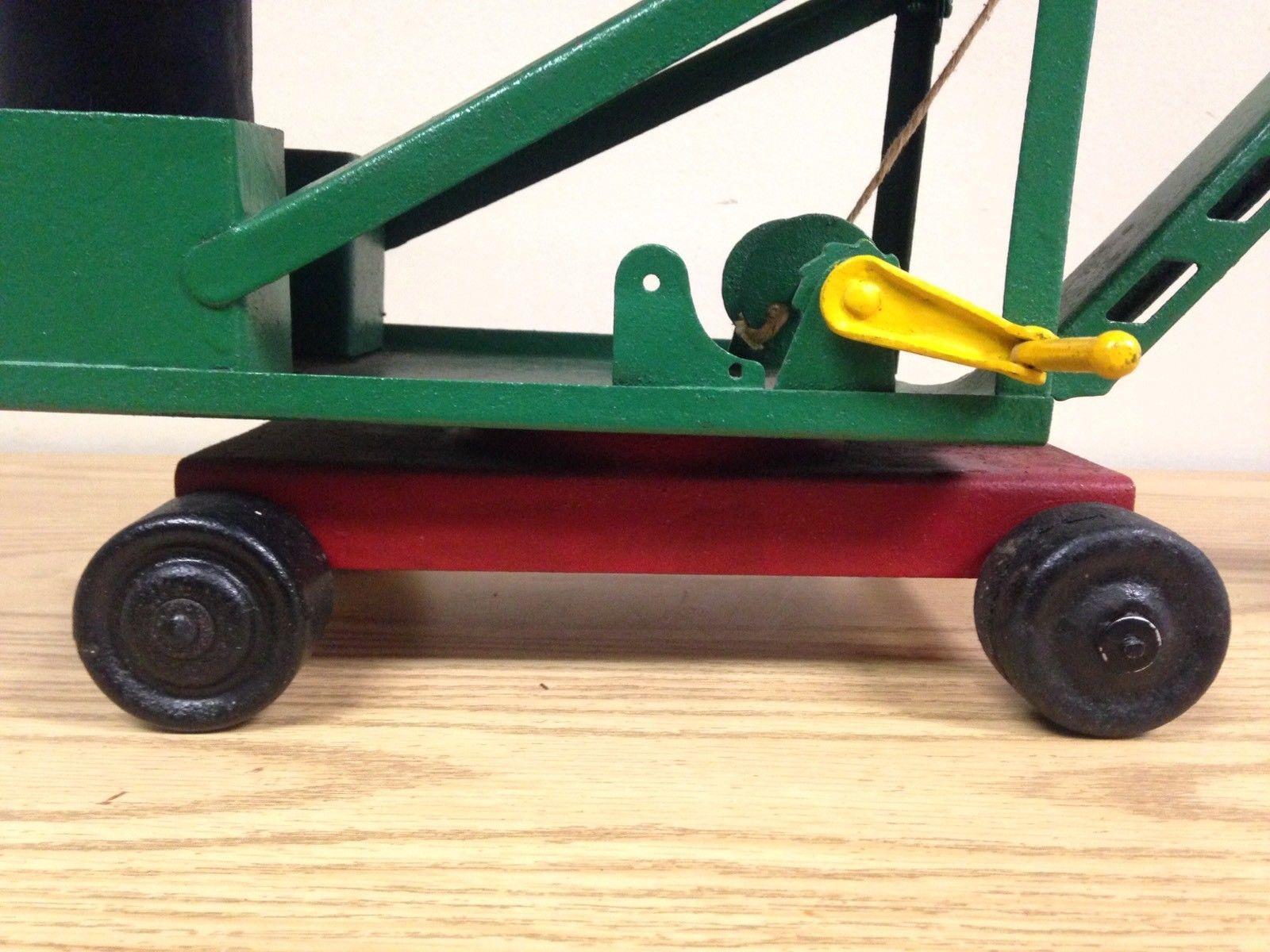 Keystone Pressed Steel Ride Em Steam Shovel and 50 similar items