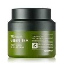 Tony Moly The Chok Chok Green Tea Moisture Cream - $18.88+
