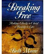 Breaking Free ( VHS Leader Kit) [Jul 01, 2002] Beth Moore - $29.60