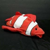 Caltoy Clown Fish Plush Glove Hand Puppet Stuffed Animal Teachers Presch... - $15.83