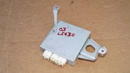 Lexus LS430 Tilt Telescopic Multiplex Steering Column Control Module 89227-50100 image 4