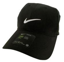 NEW! NIKE Adult Golf Legacy 91 Adjustable Hat-Black AQ5349-010 - £36.13 GBP