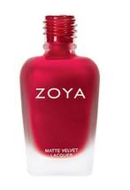 Zoya Matte Velvet Lacquer