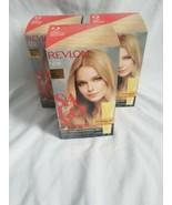 Revlon Salon color 9 Light Natural Blonde lot x 3 - $63.36