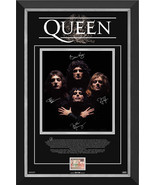 Queen Framed Limited Edition of 199 Collectible Photo - Facsimile Autogr... - $415.00