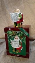 American Greetings 2002 Operation Santa 7th Anniversary Christmas Ornament - $15.59