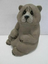 Hallmark 1993 Lou Rankin Little Creations Honey bear figurine - $14.80