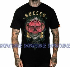 Sullen Venomous SCM3176 New Short Sleeve Graphic Tattoo Skull T-shirt Fo... - $25.43+