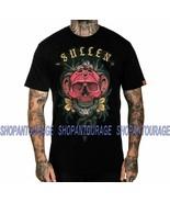 Sullen Venomous SCM3176 New Short Sleeve Graphic Tattoo Skull T-shirt Fo... - $25.43+