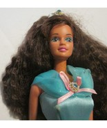 Vintage MY FIRST Barbie PRINCESS TERESA Doll wearing dress - $19.99