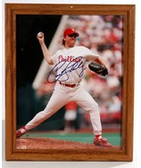Curt Schilling Autograph Signed 8x10 Framed Photo - $29.14