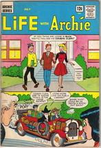 Life With Archie Comic Book #28, Archie 1964 FINE- - $23.21