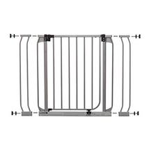 Dreambaby Dawson Auto-Close Security Gate w/Stay Open Feature, Silver (2... - $69.99