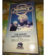 Jim Hensons Muppet Video The Kermit and Piggy Story VHS Tape Playhouse V... - $135.33