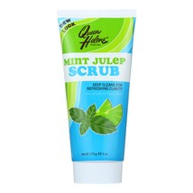 Queen Helene Refreshing Natural Facial Scrub Mint Julep - 6 oz - $5.79