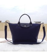 Longchamp Le Pliage Large Blue Handbag Neo Shoulder Strap 1515578556 - $79.99