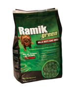 Neogen Ramik Green Rats And Mice Bait 4 Pound 023626006157 - $30.71