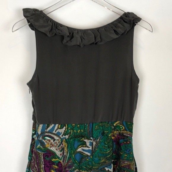 Maeve Anthropology Dress Size 4 Gray