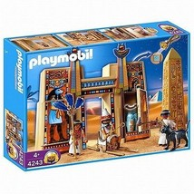Playmobil #4243 Pharaoh's Temple New Sealed - $257.13