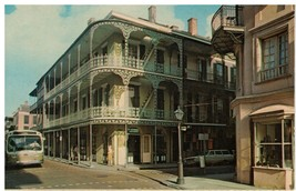 French Quarter Lace Balconies Royal & St Peter, New Orleans, Louisiana P... - $12.82