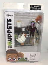 Disney Muppets Gonzo Camilla Diamond Select Action Figures Toys Figurines - $19.34